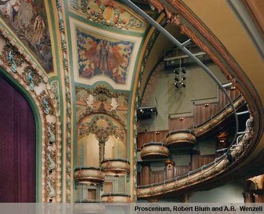 New Amsterdam Theater Building Conservation Associates